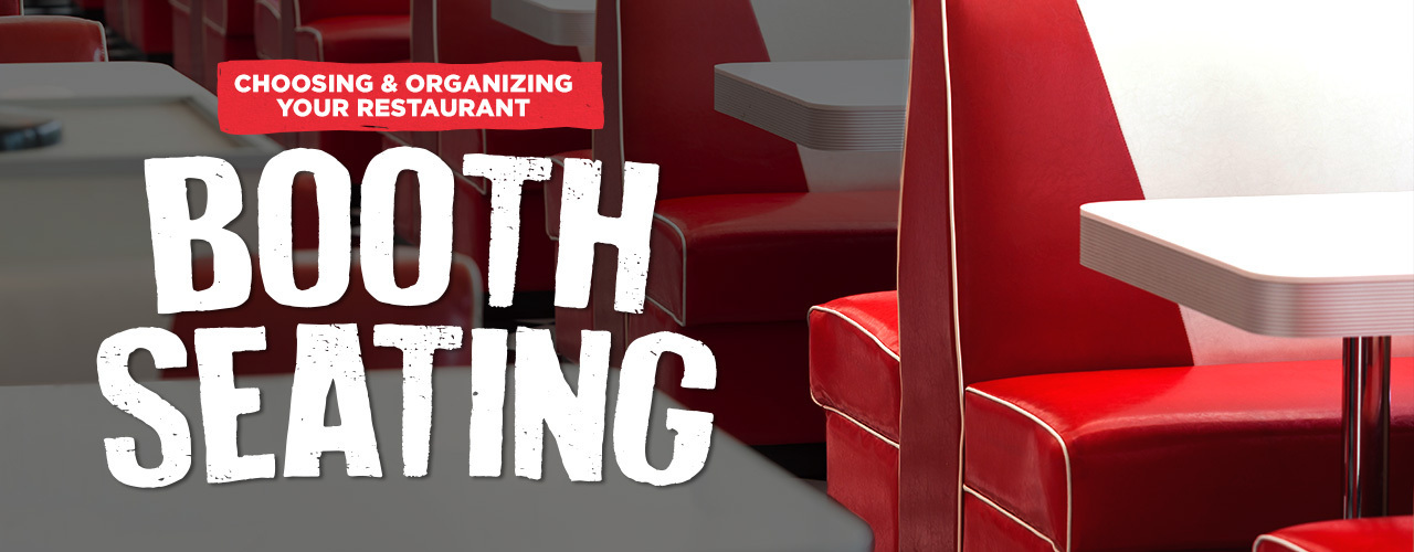 Restaurant Booth Seating Layout How To