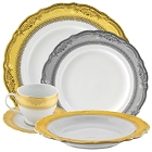10 Strawberry Street Vanessa Porcelain Dinnerware