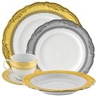 10 Strawberry Street Vanessa Porcelain Dinnerware