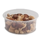 Standard Weight Hot Microwaveable Round Deli Containers