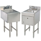 1 Bowl Underbar Sinks and Hand Sinks