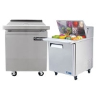 27 inch Commercial Sandwich / Salad Preparation Refrigerators