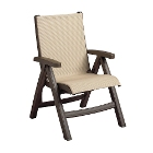 Chaise Lounges and Sling Chairs
