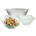 Acrylic Serving and Display Bowls