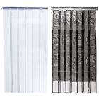 Air Curtains, Strip Doors, and Swing Doors