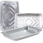 Aluminum Foil Steam Table Pans & Lids