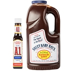 BBQ and Steak Sauces