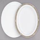 Bone China Platters and Trays