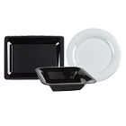 Carlisle Designer Displayware Melamine Dinnerware