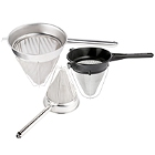 Bouillon / Chinois Strainers
