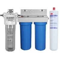 coffee machine water filter systems