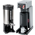 Satellite Coffee Brewers, Servers, and Warmers