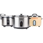 Commercial Rice Cookers, Rice Warmers, and Sushi Rice Containers