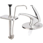 Condiment Pumps and Pump Dispenser Parts