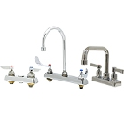 Deck Mount Workboard Faucets