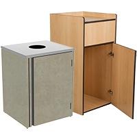 trash can covers. Black Bedroom Furniture Sets. Home Design Ideas
