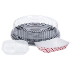 Deli / Food Trays & Lids