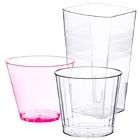 Disposable Plastic Tumblers