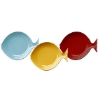 Elite Global Solutions Gone Fishin' Melamine Dinnerware