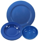 Elite Global Solutions Base Camp Melamine Dinnerware