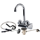 Restaurant Faucets and Plumbing