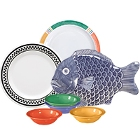 GET Creative Table Melamine Dinnerware