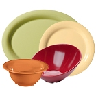 GET Diamond Harvest Melamine Dinnerware
