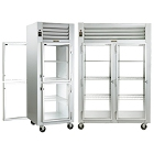 Glass Door Pass-In / Pass-Through Refrigerators