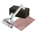 Griddle Cleaning Tools and Supplies