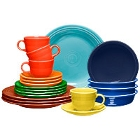 Homer Laughlin Fiesta Dinnerware