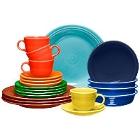 Homer Laughlin Fiesta Dinnerware