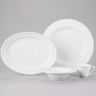 Homer Laughlin Kensington Bright White China Dinnerware