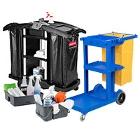 Janitor Carts and Janitor Caddies