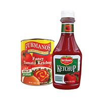 Ketchup and Ketchup Packets