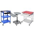Laptop Desks and Computer Carts