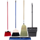 Lobby Brooms and Warehouse Brooms