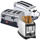 Medium-Duty Commercial Pop-up Toasters