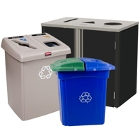 Multi-Stream Recycling Stations