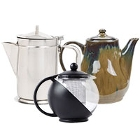 Non-Insulated Teapots & Coffee Servers