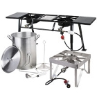 Outdoor Gas Stoves and Burners