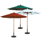 Outdoor Table Umbrellas and Bases