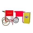 Popcorn Carts and Display Stands