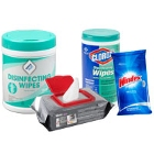 Pre-Moistened Sanitizing / Disinfectant Surface Wipes