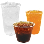 Green Recycled and Biodegradable Plastic Cups