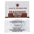 Seasoning / Salt & Pepper Packets