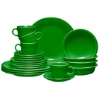 Shamrock Homer Laughlin Fiesta Dinnerware