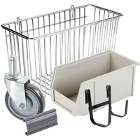 Shelving Casters and Shelving Accessories