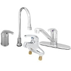 Single Lever Faucets