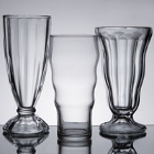 Soda Fountain Glasses