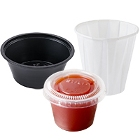 Souffle / Portion Cups & Lids